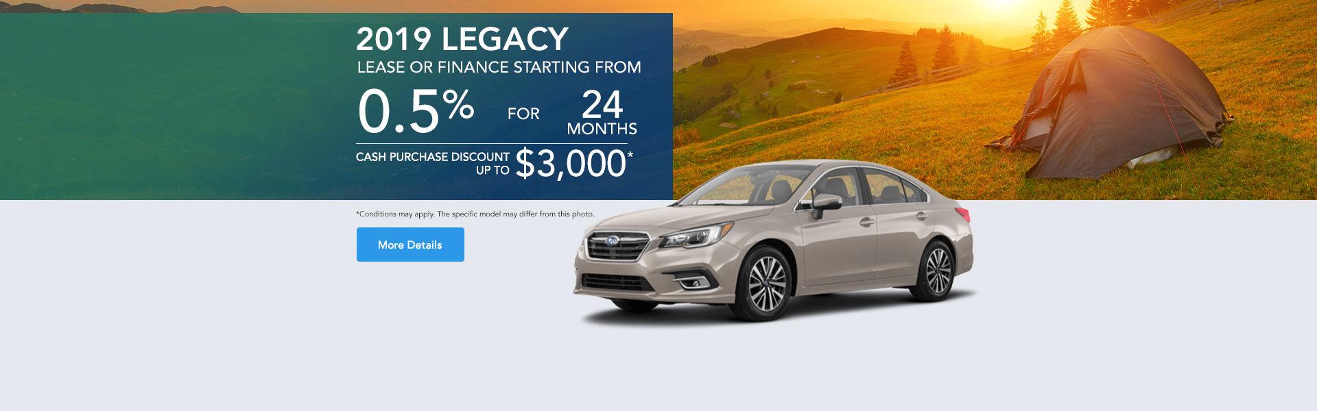 Legacy - header
