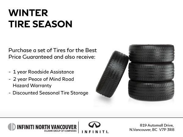 Winter Tire Season