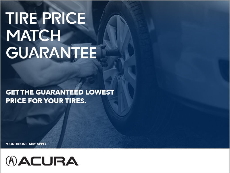 Tire Price Match Guarantee