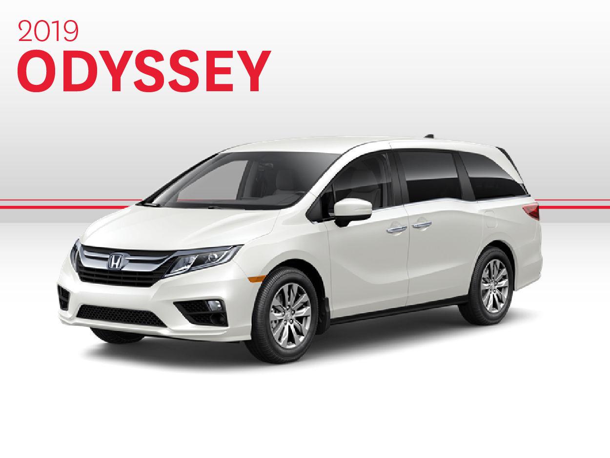 2019 Odyssey
