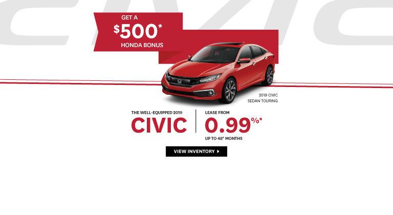 Vancouver Honda | Honda Dealership