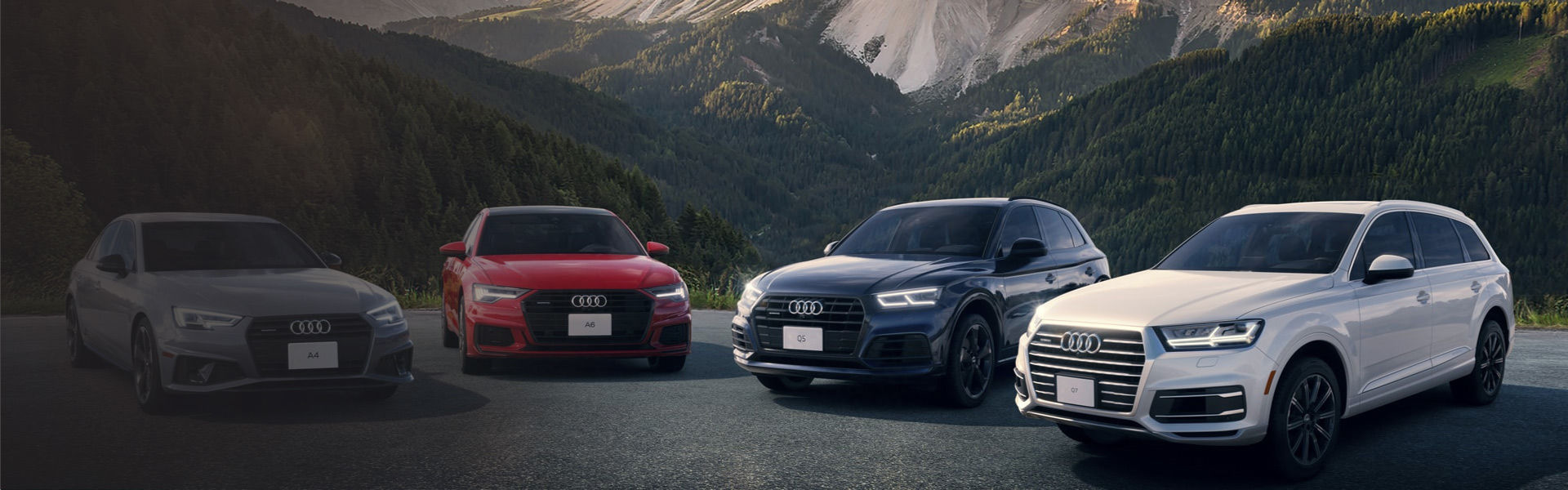 Fall For Audi.