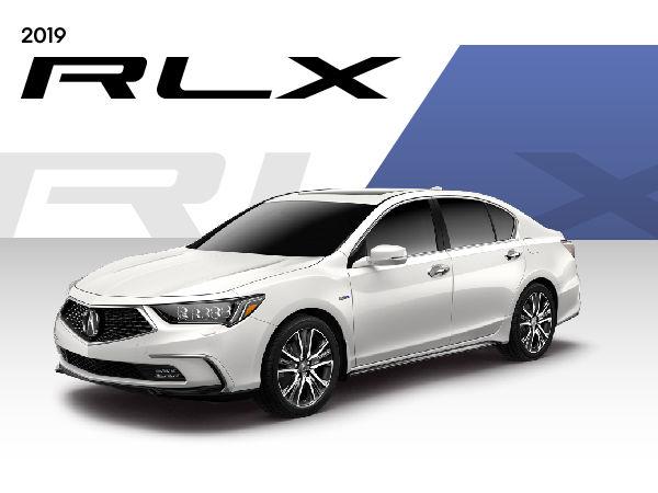 The 2019 RLX