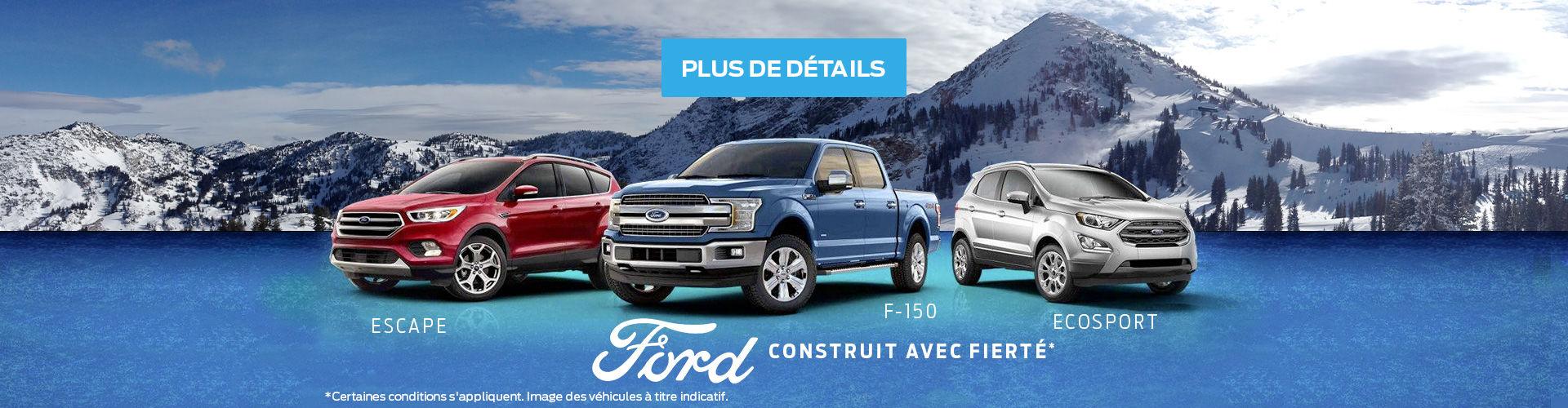 L'événement Ford!