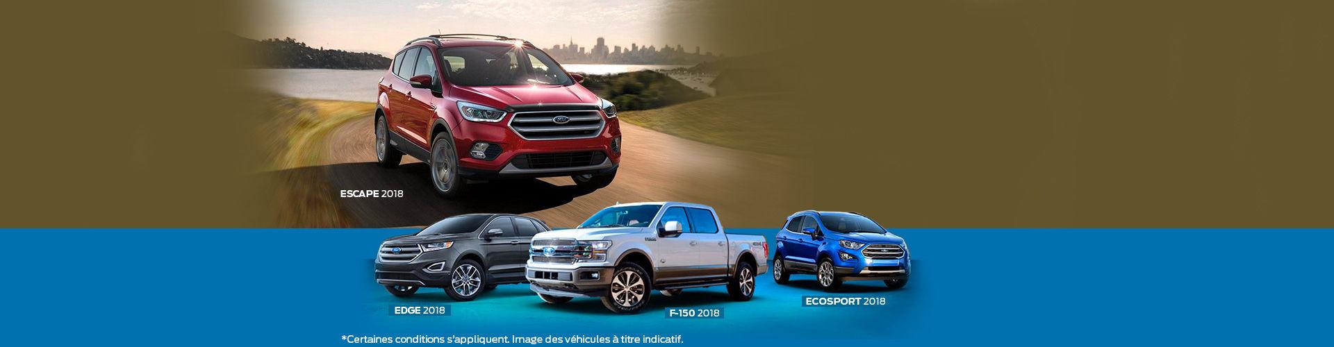 L'événement de fin d'année Ford!