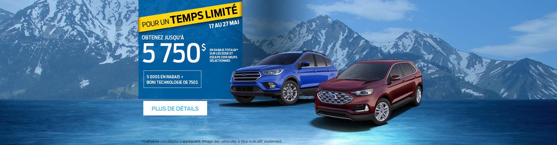 Événement Limité de Ford
