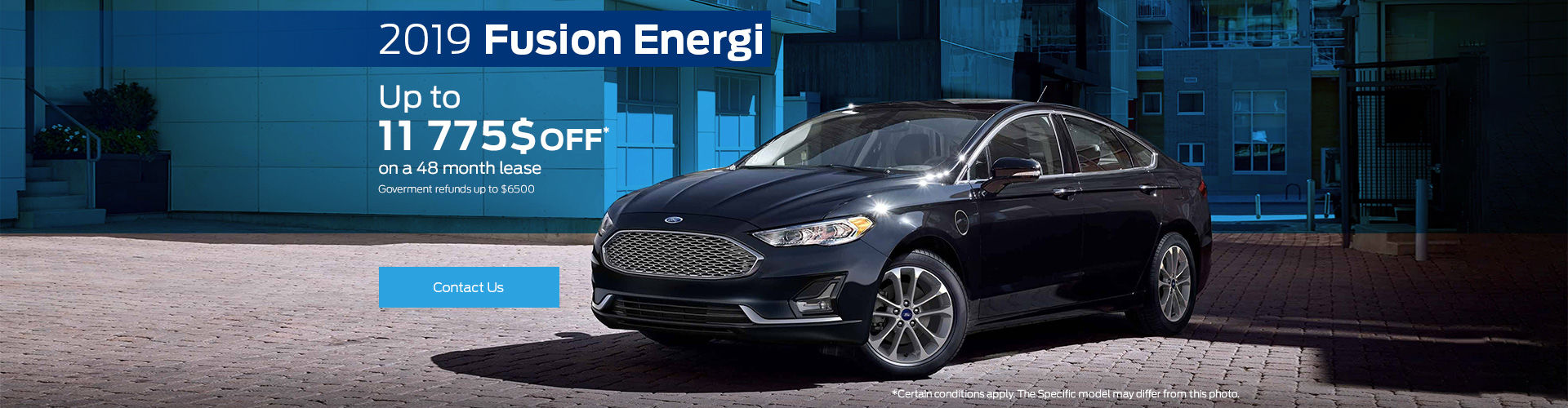 2019 Fusion Energi