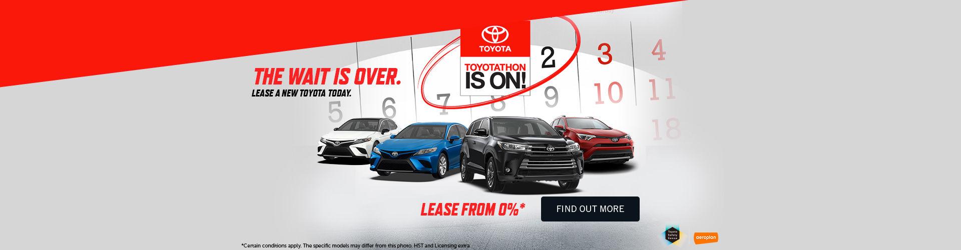 Toyota Event