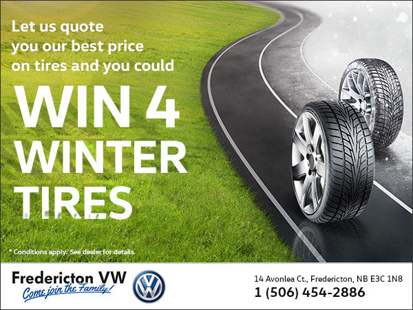 4 Winter Tires to Win!