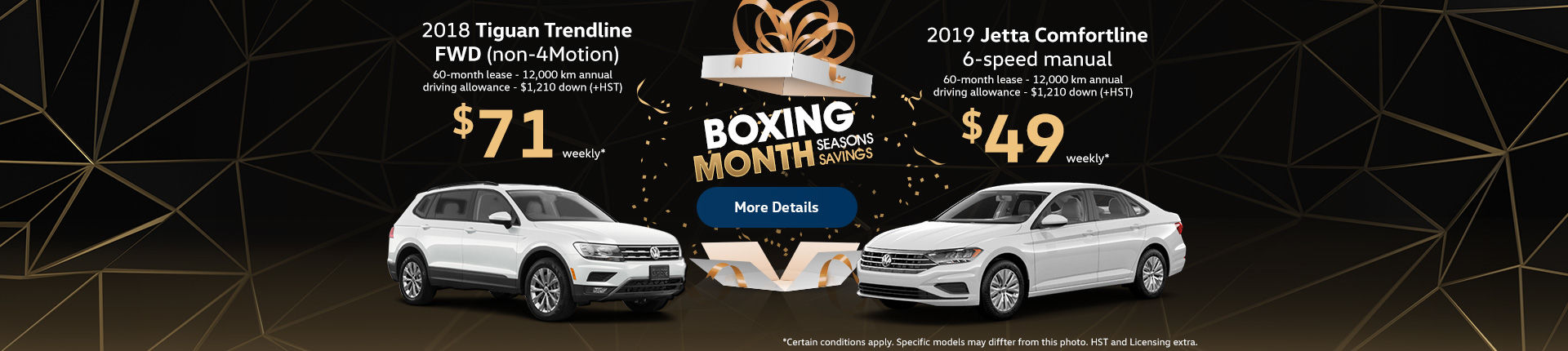 Boxing Month