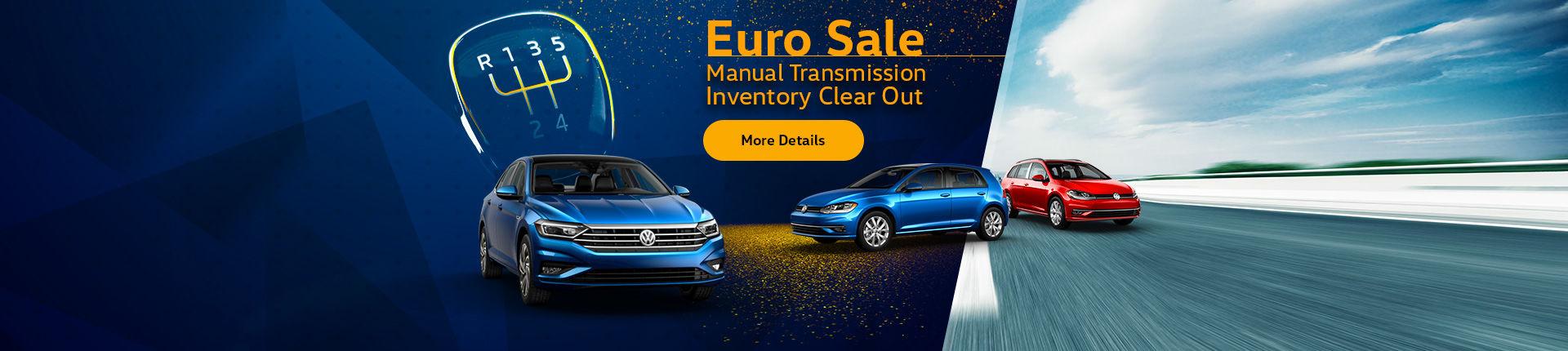 Euro Sale