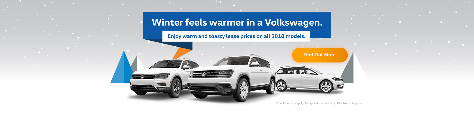 Volkswagen's Winter Monthly Sale - web