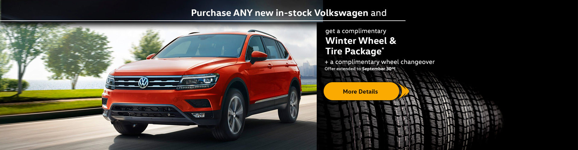 Winter Wheel & Tire Package