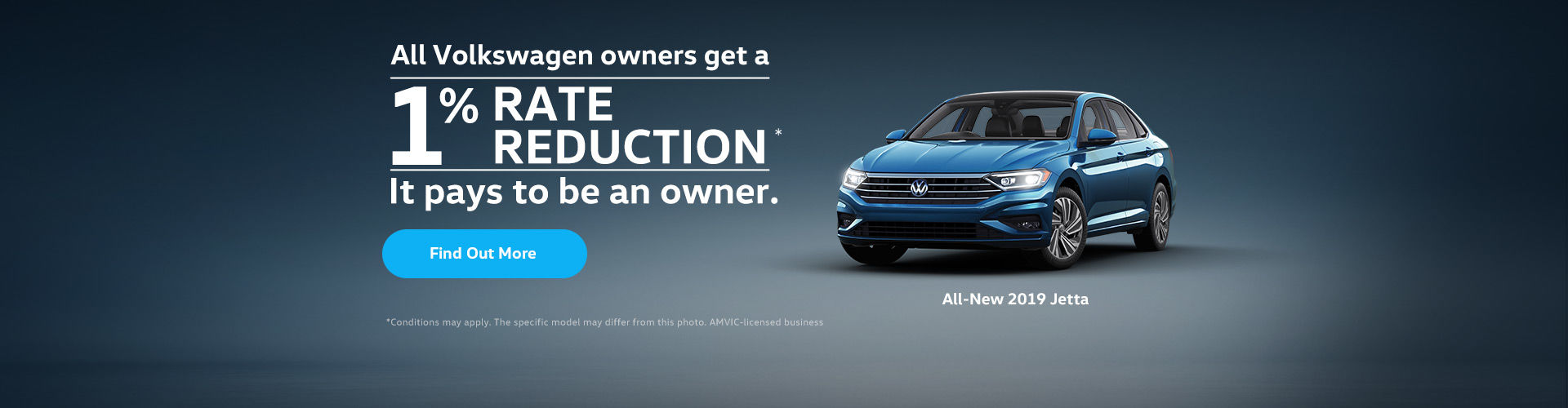 Jetta rate reduction