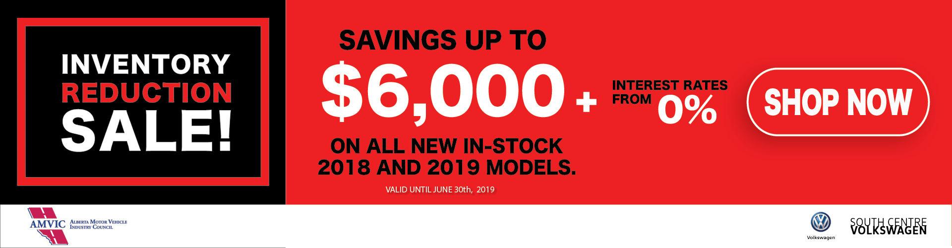 Inventory Reductions Sale | Desktop