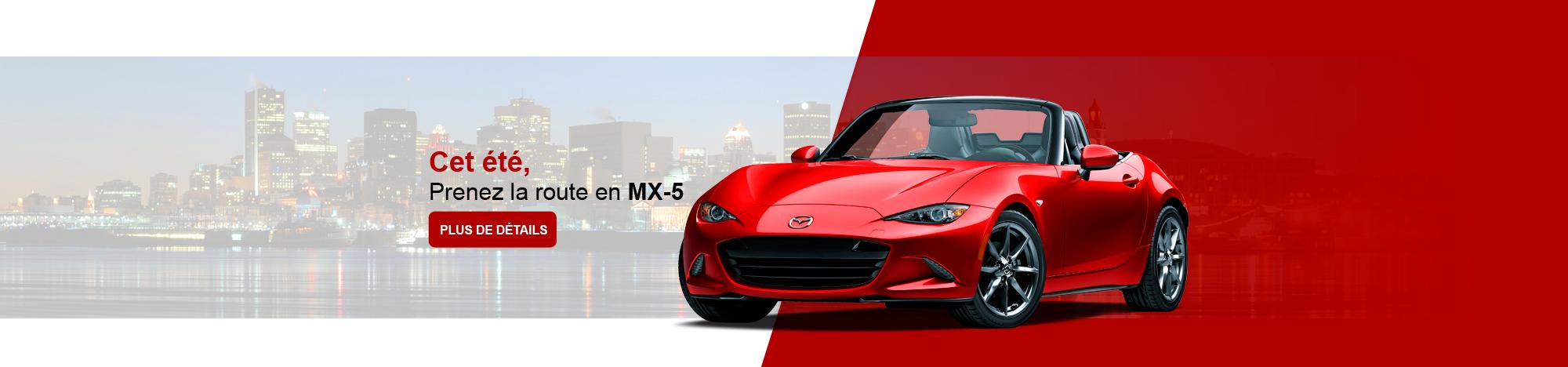 La Mazda MX-5 2017 ! (Copie)