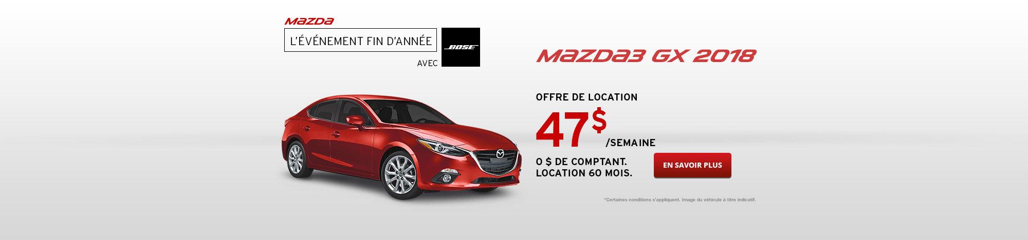 Passez à Mazda3