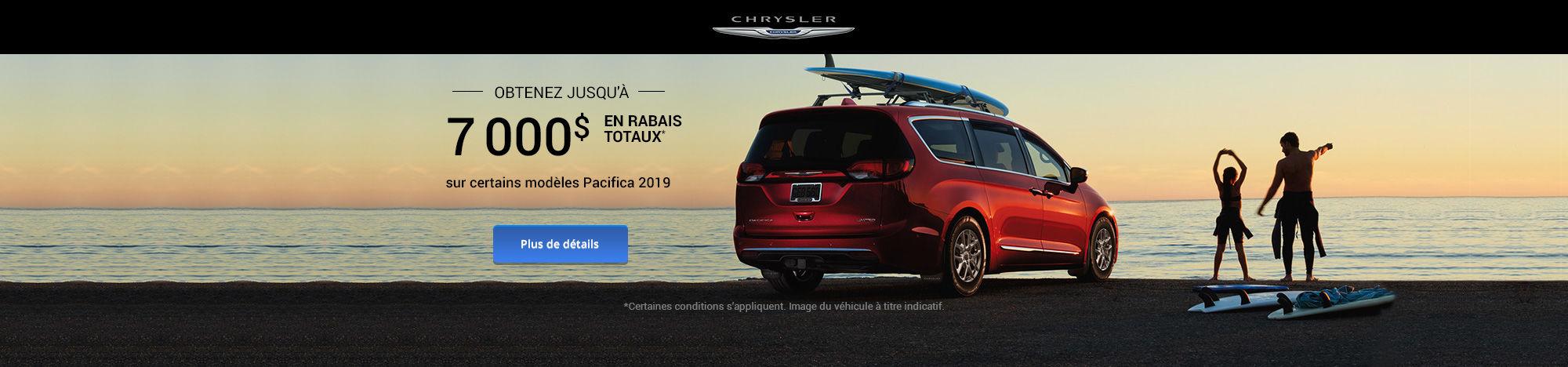 Event mensuel - Chrysler