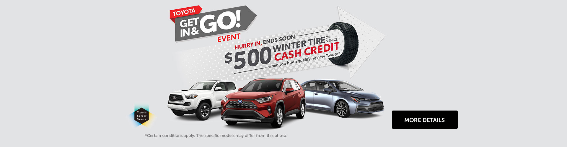 Toyota Event!