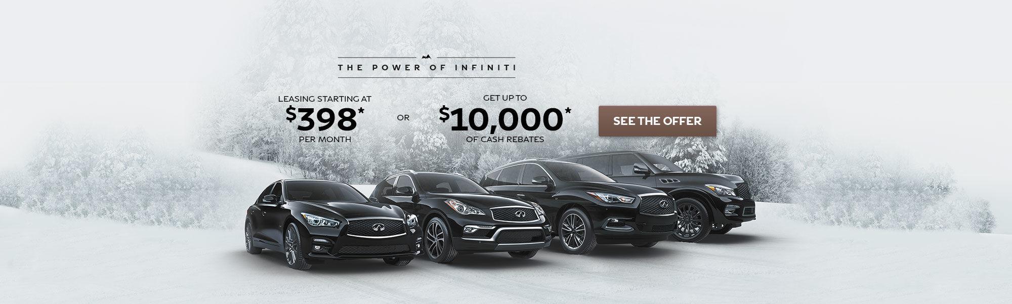 The Power of Infiniti - Event
