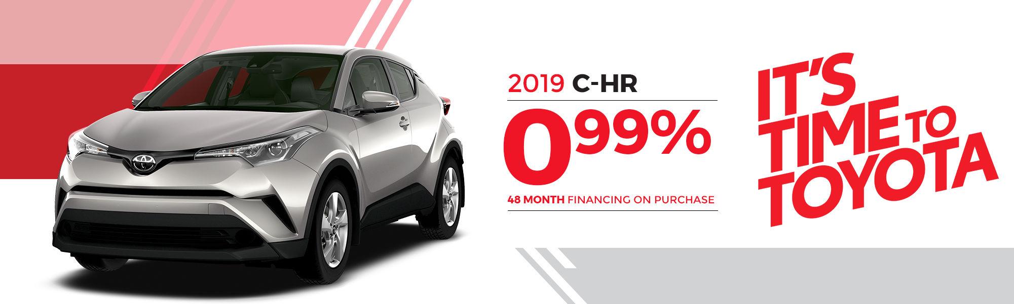 2019 C-HR