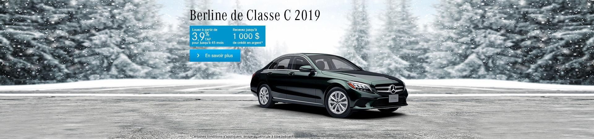 Classe C Berline 2019