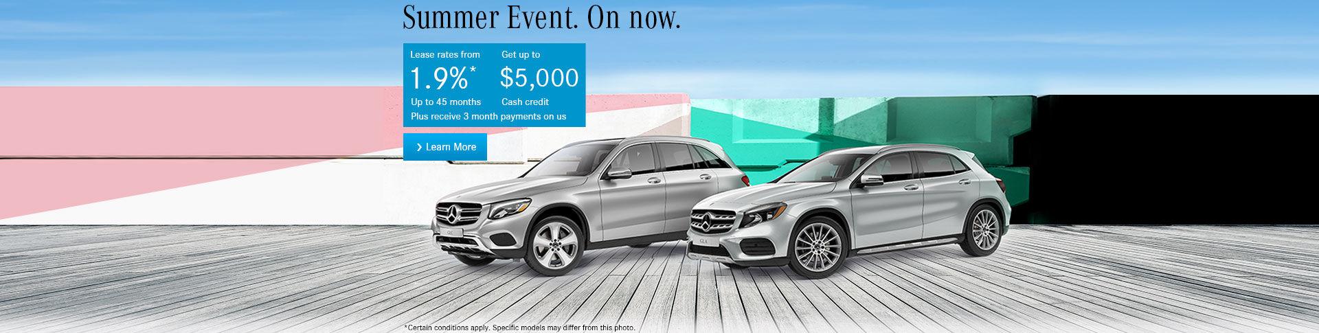 Event Mercedes