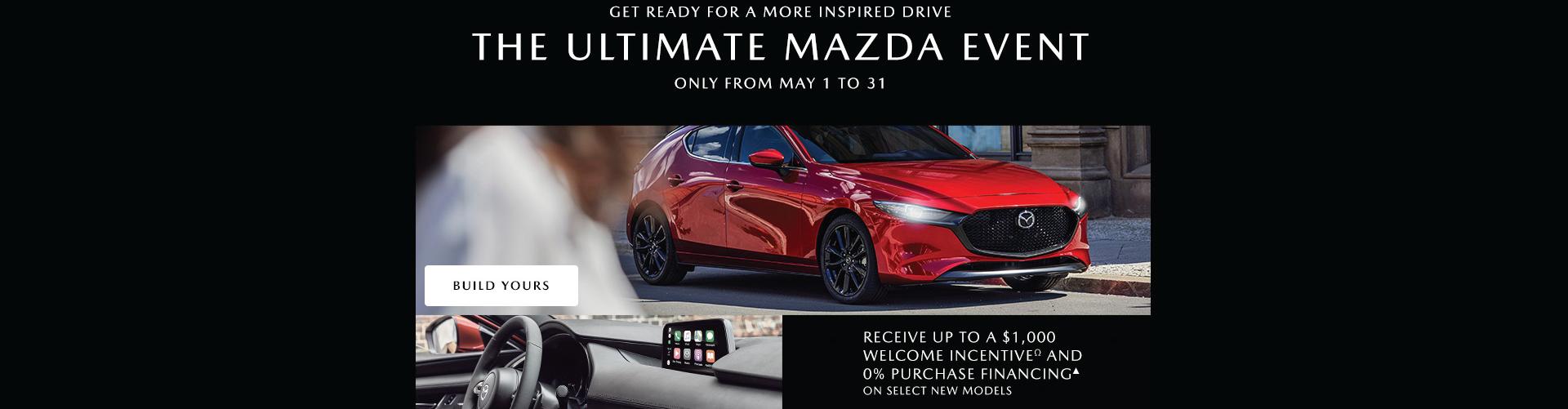 Updated: The Ultimate Mazda event_EN