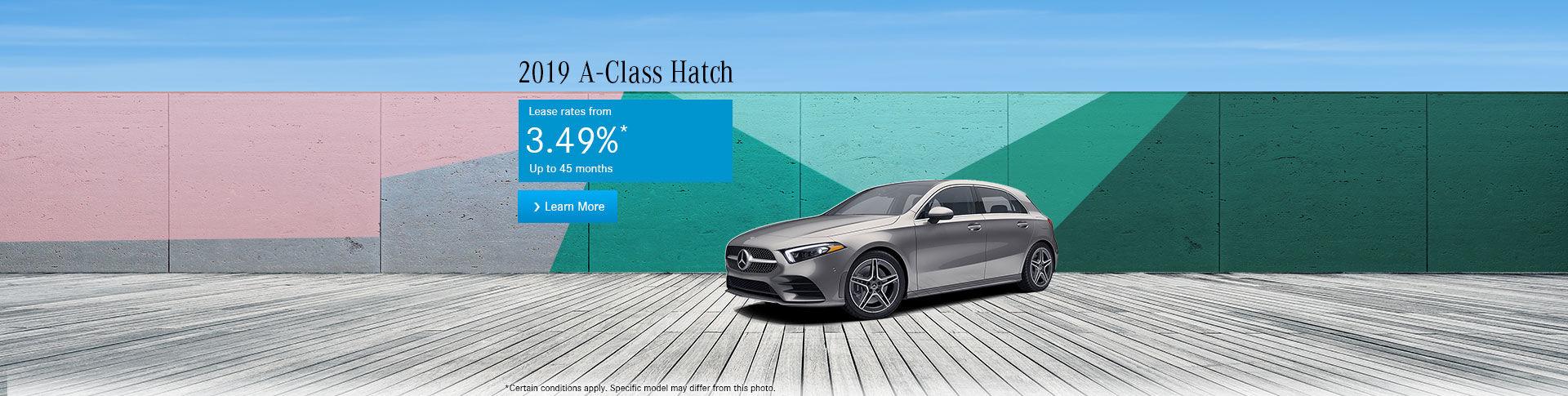 A-Class hatchback