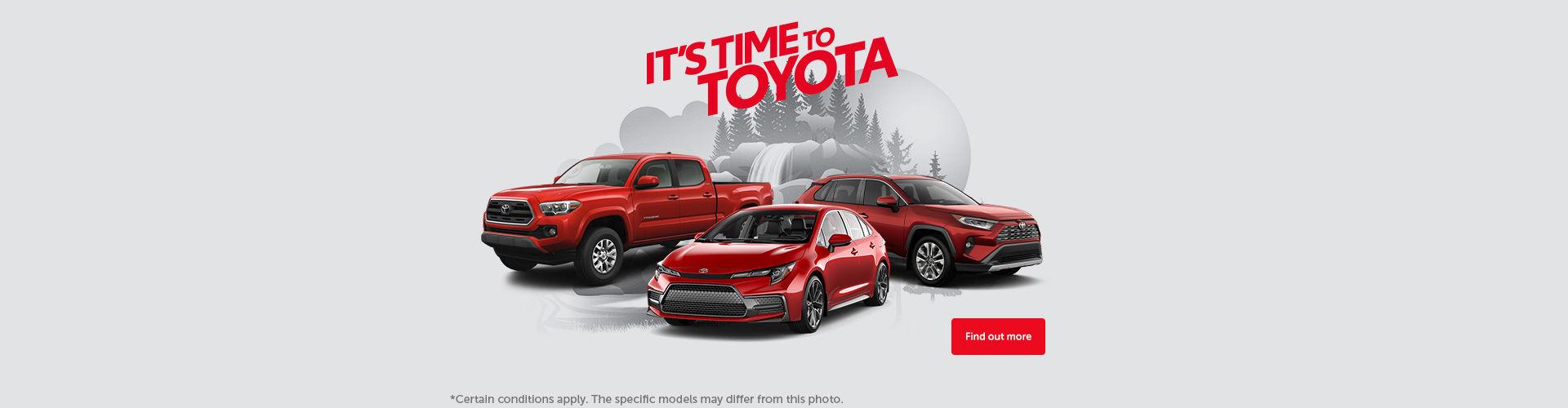 Event Toyota