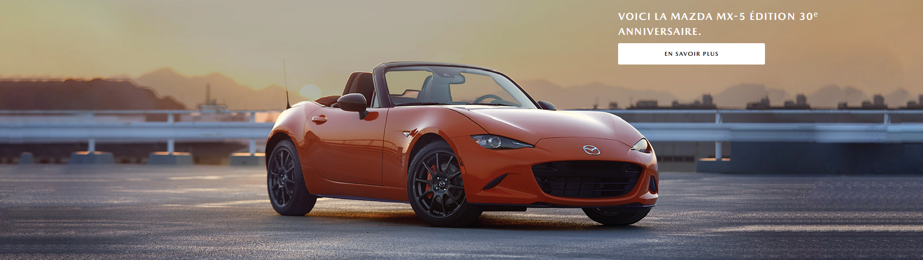 MX-5 St Laurent