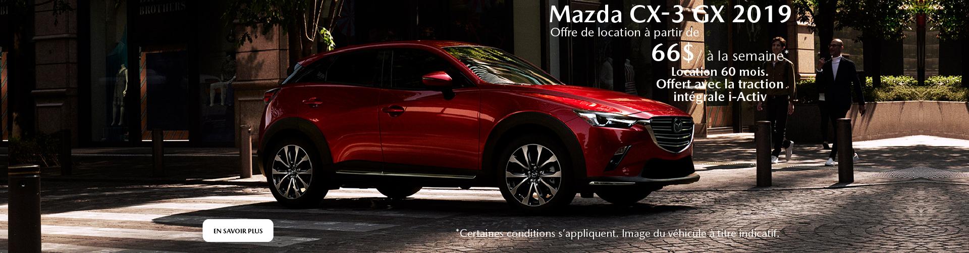 2019 Mazda CX-3_FR (Anjou)
