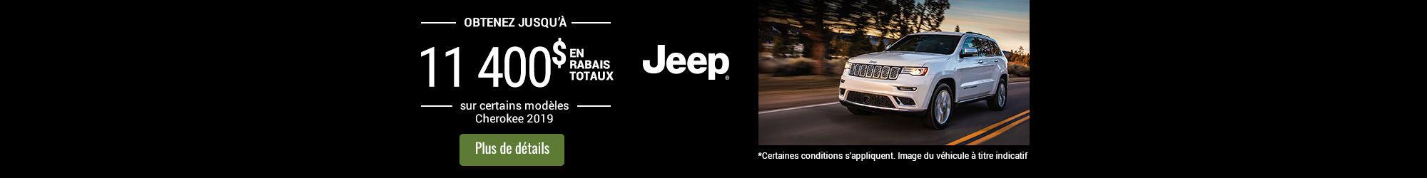 L'événement - Jeep