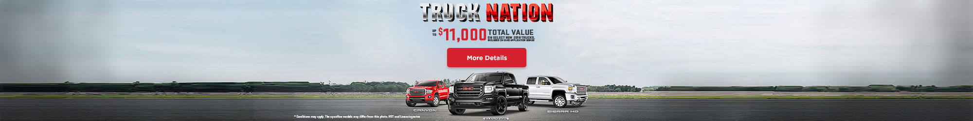 Truck Nation - GMC