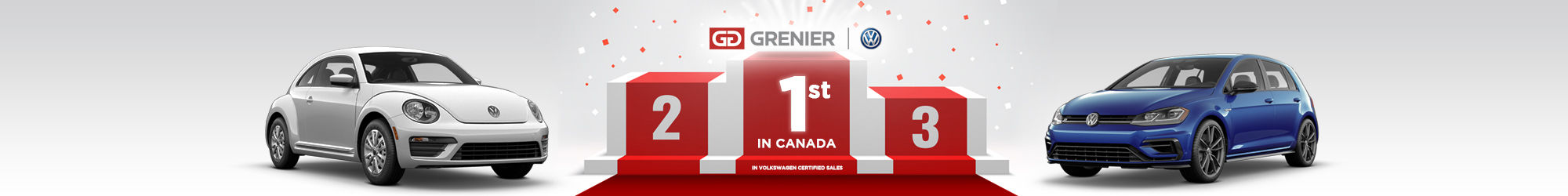 1st in Canada
