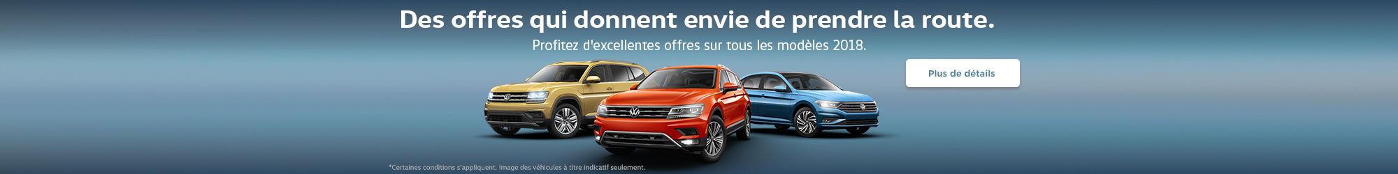 L'évènement Volkswagen