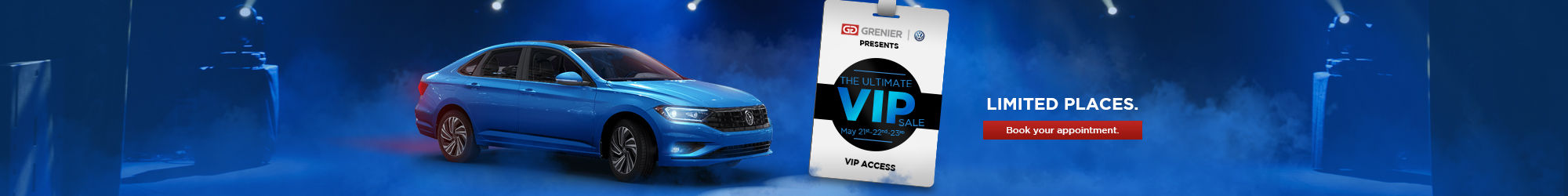 The ULTIMATE VIP SALE May 21-22-23