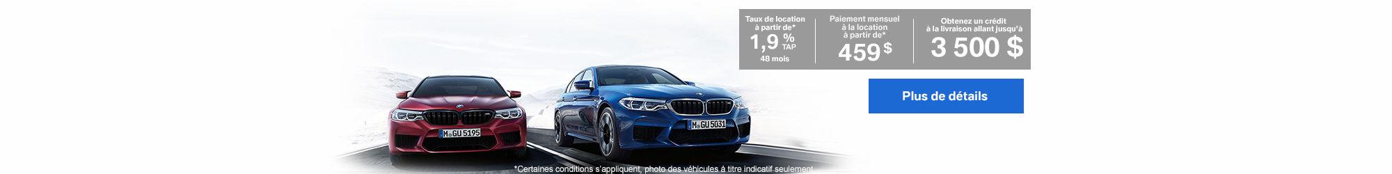 L'evenement BMW mensuel