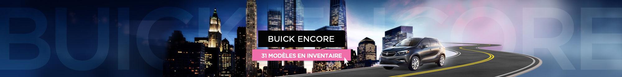 Buick Encore 2018 en inventaire