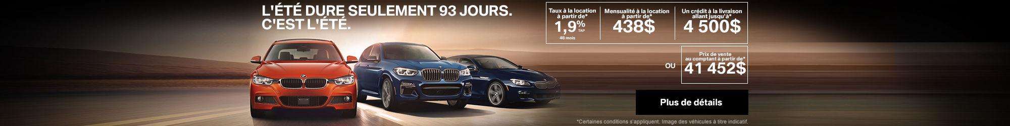 L'événement c'est l'été BMW - web