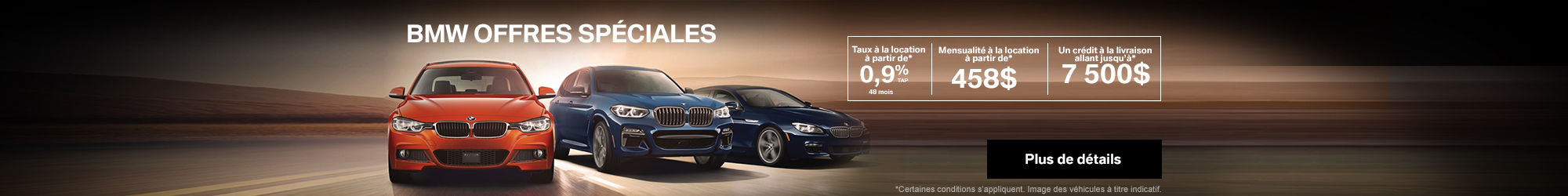L'événement BMW - web