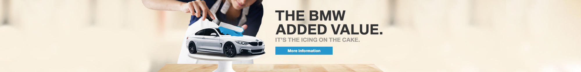 Grenier BMW added value