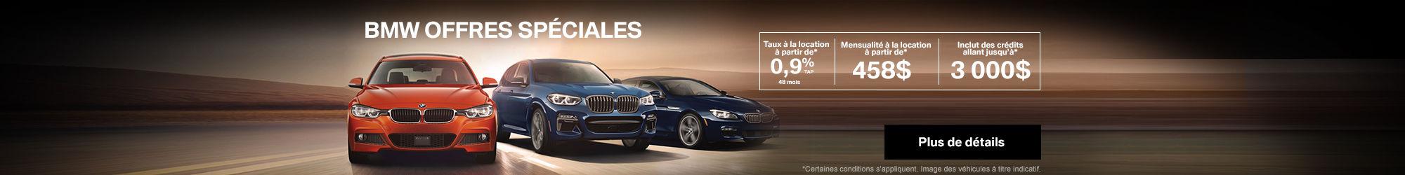 L'événement mensuel BMW