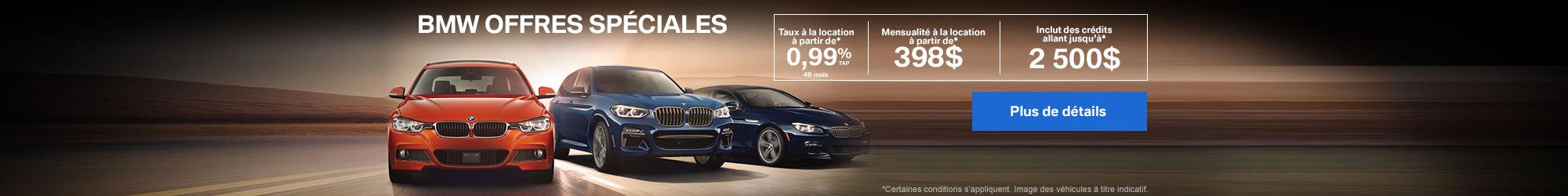L'événement BMW