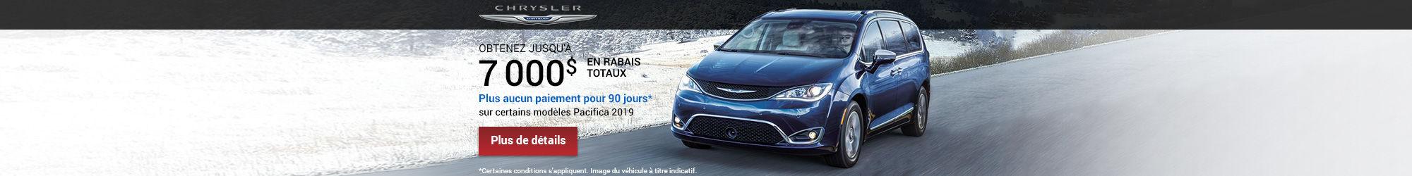 L'événement Chrysler