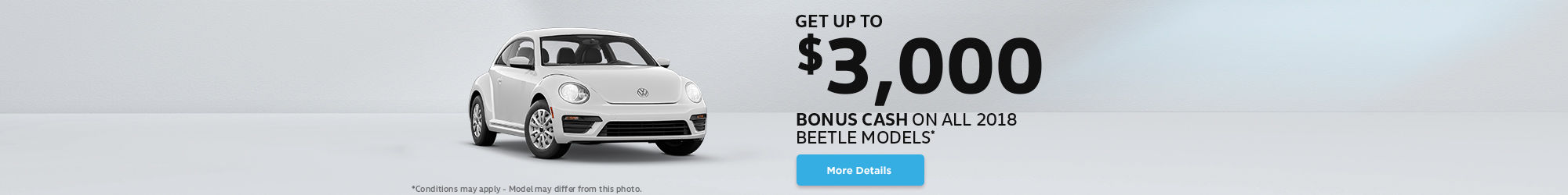 Get the 2018 Beetle