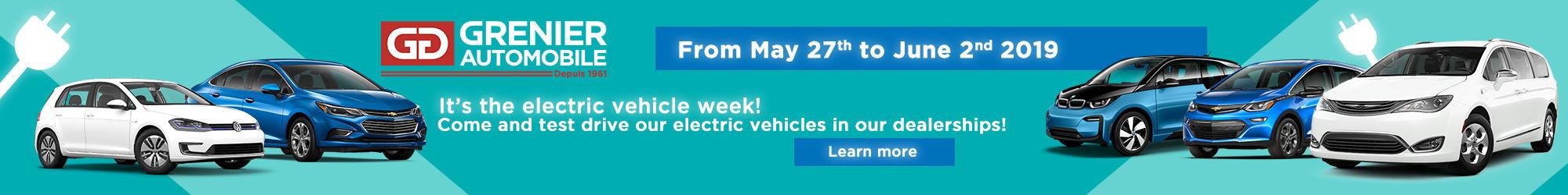 Grenier Automobile : Electric vehicle week! (Copy)