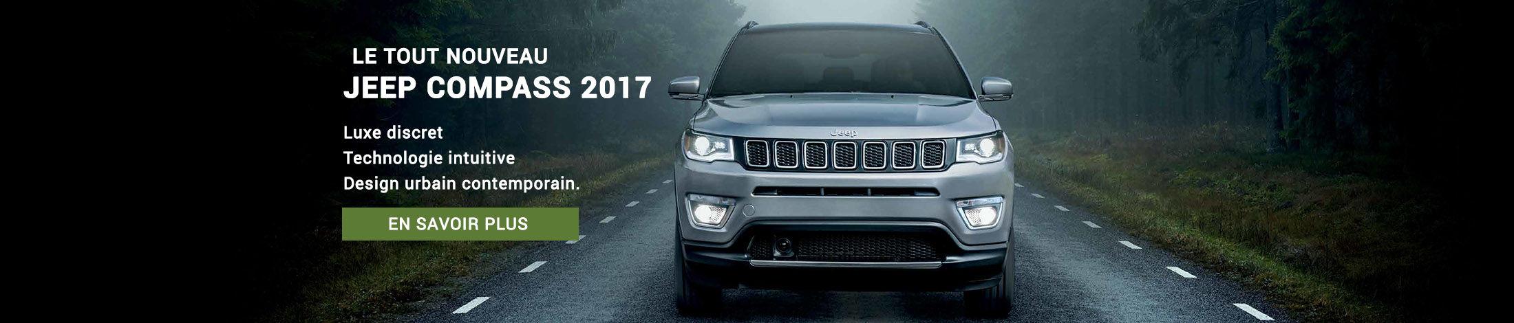 Header Jeep Compass 2017