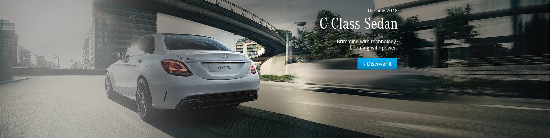 C Class Sedan