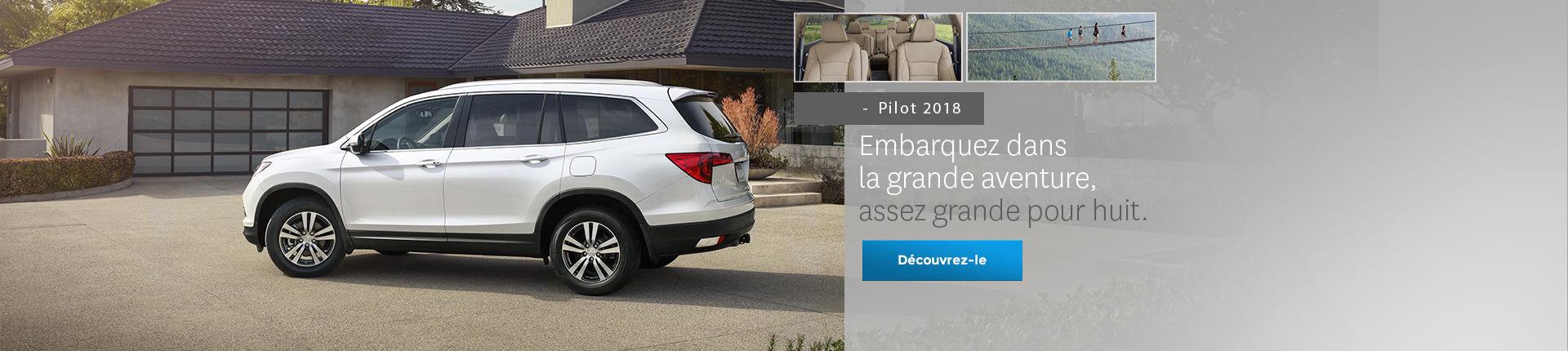 Pilot 2018